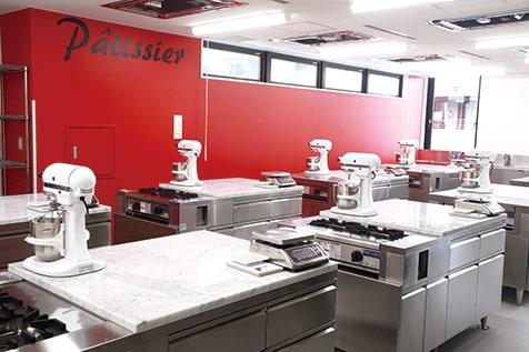 調理・製菓実習室